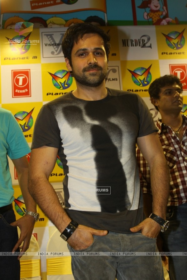 Emraan Hashmi launch Murder 2 music at Planet M