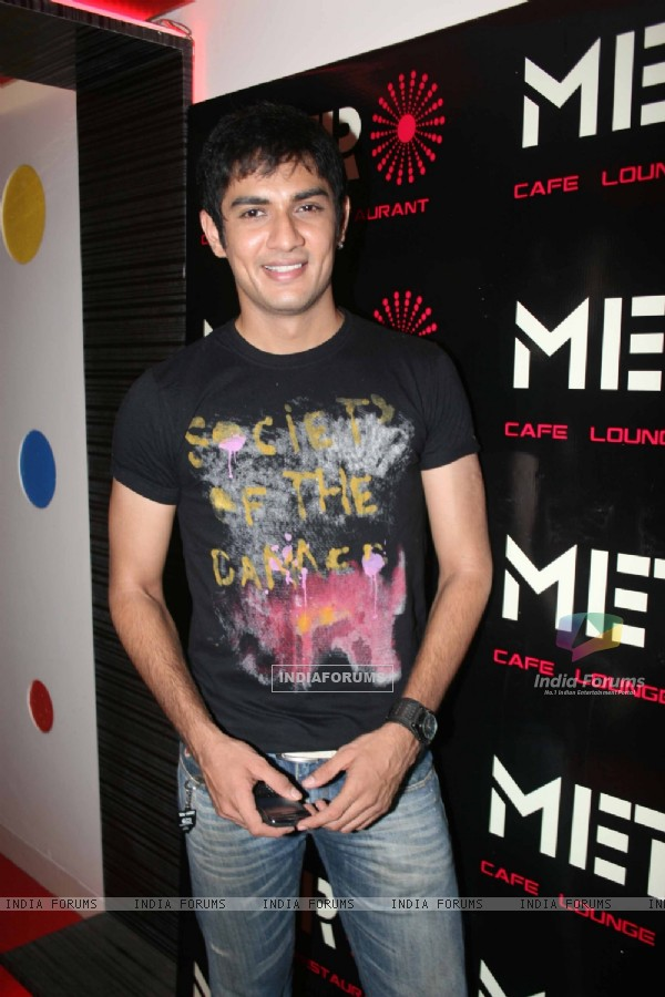 Vishal Gandhi at Metro Lounge launch hosted by Designer Rehan Shah at Andheri