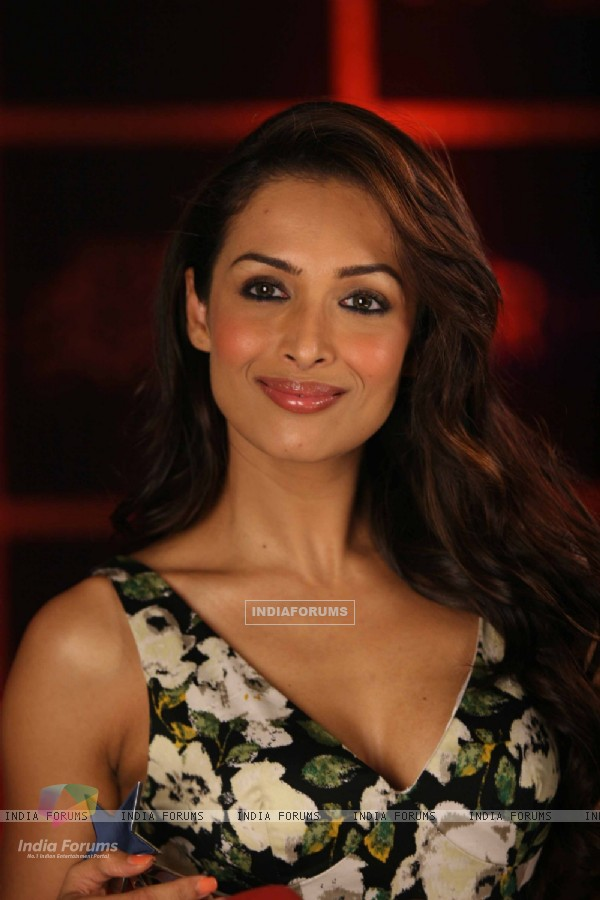 Malaika Arora Khan at Jeeyo Bollywood Awards shoot at Mehboob studio