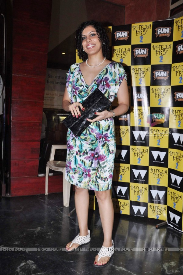 Celebs at Bheja Fry 2 premiere at Fun
