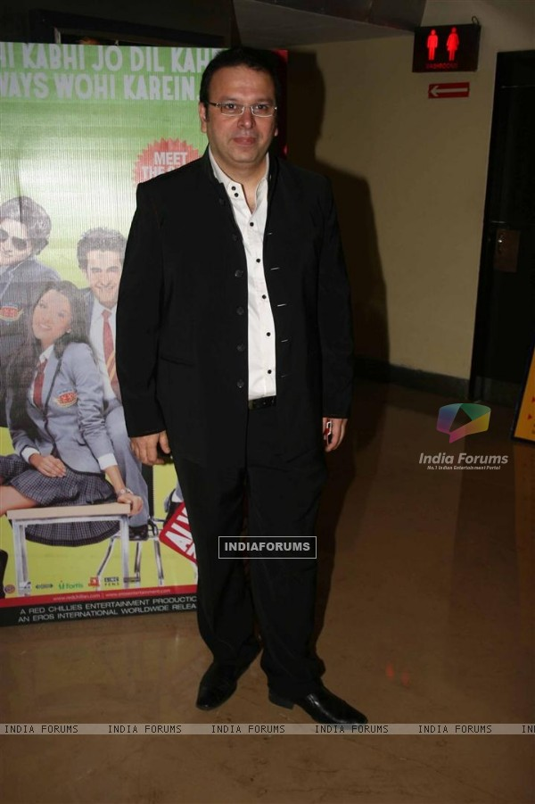 Celebs at Premiere of the Movie Always Kabhi Kabhi at PVR, Juhu