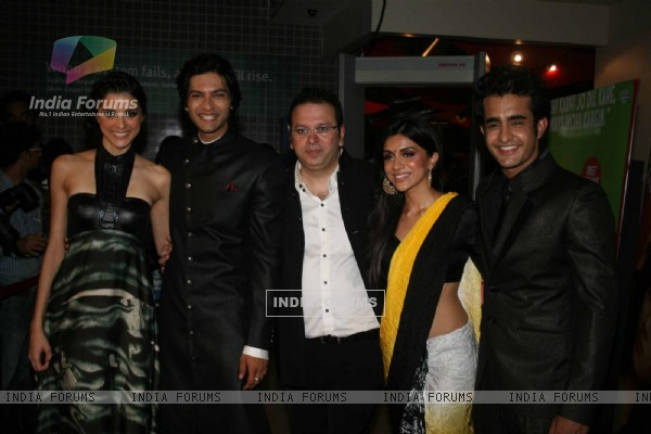 Cast at Premiere of the Movie Always Kabhi Kabhi at PVR, Juhu
