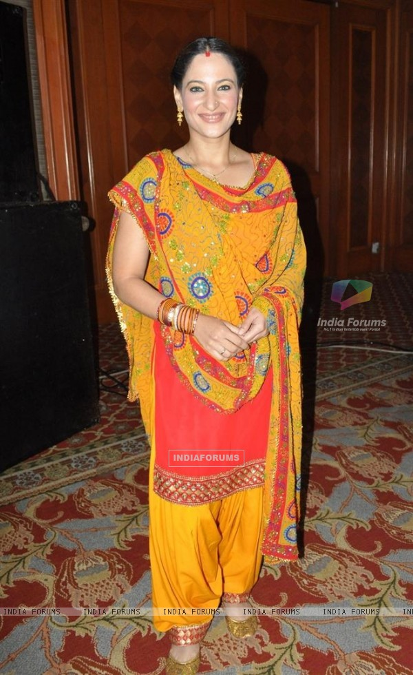 Rakshandha Khan at launch of SAB TV serial Ammaji Ki Galli at JW Marriott