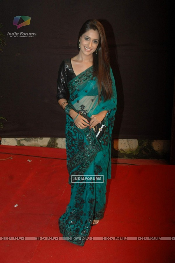 Dipika Samson at the Gold Awards at Film City