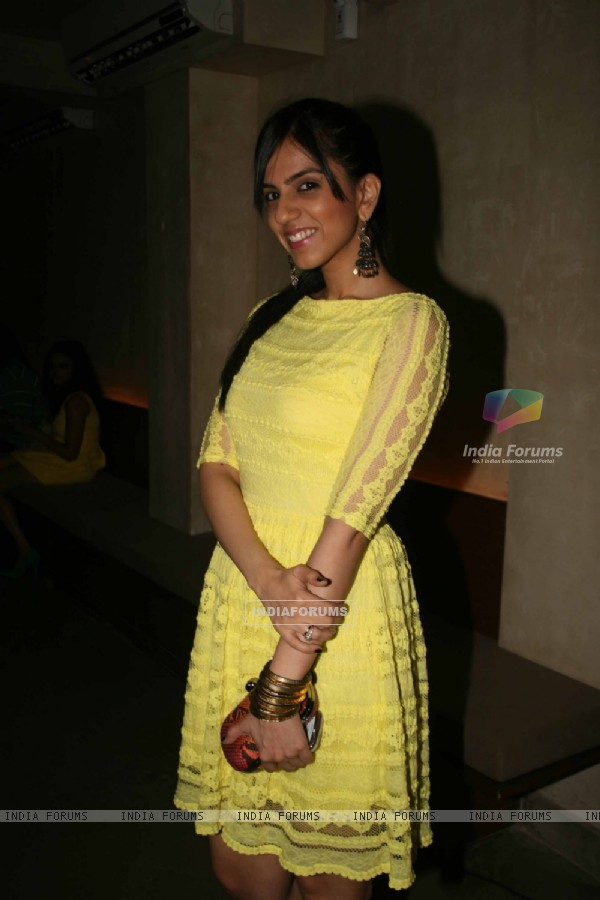Cafe Mangi launch hosted by Nishka Lulla at Khar