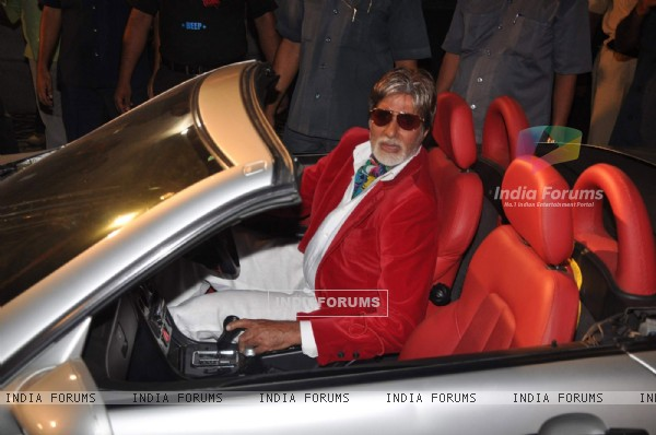 Amitabh Bachchan launch the music video of film Bbuddah...Hoga Terra Baap titled at Cinemax in Verso