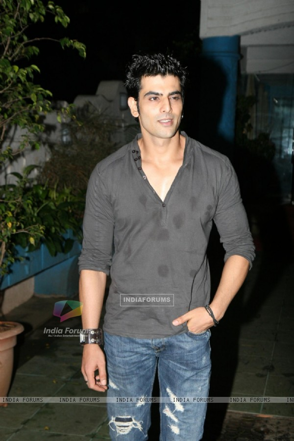 Rohit Bakshi at Music launch party of 'Koi Roko Na'