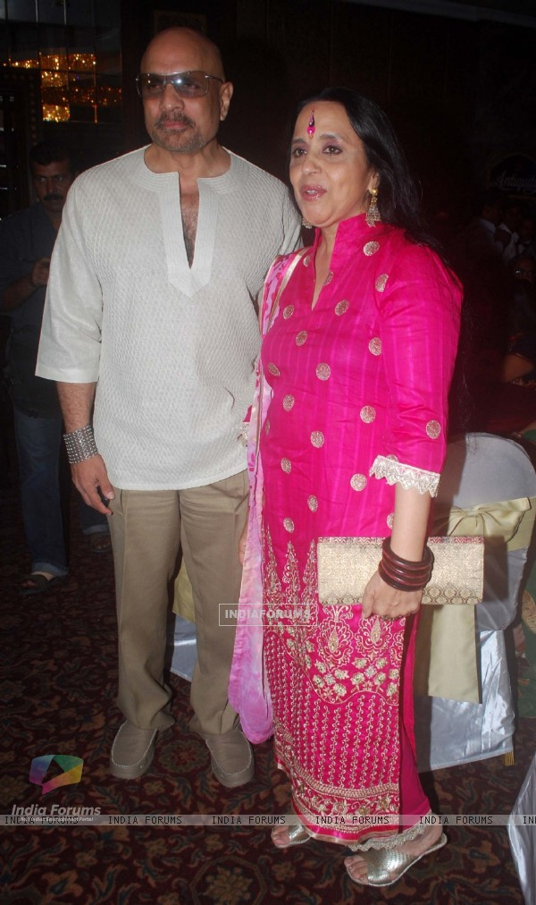 Ila Arun at Sudesh Bhosle Birthday Bash