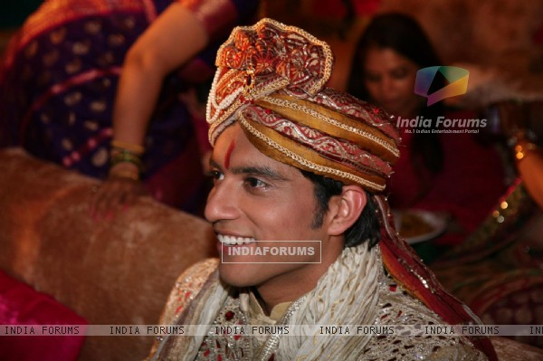 Abhinav Sharma gets engaged on Imagine TV reality show Ratan Ka Rishta