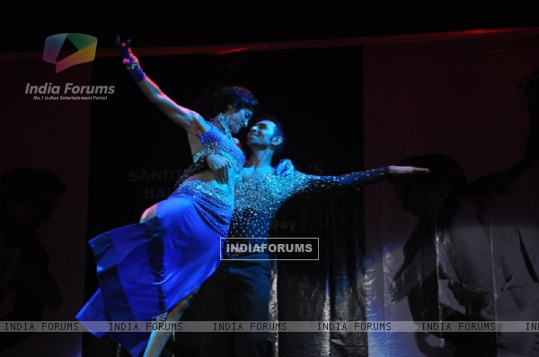 Sandip Soparrkar's Ballroom Studio celebrate Student's Dance Day 2011 at St.Andrews Auditorium