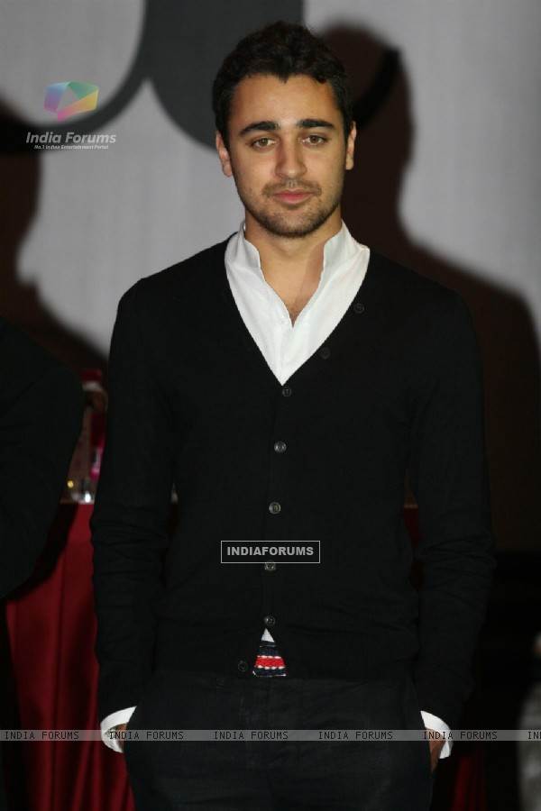 Imran Khan at Delhi Belly success bash at Taj Lands End, Bandra, Mumbai