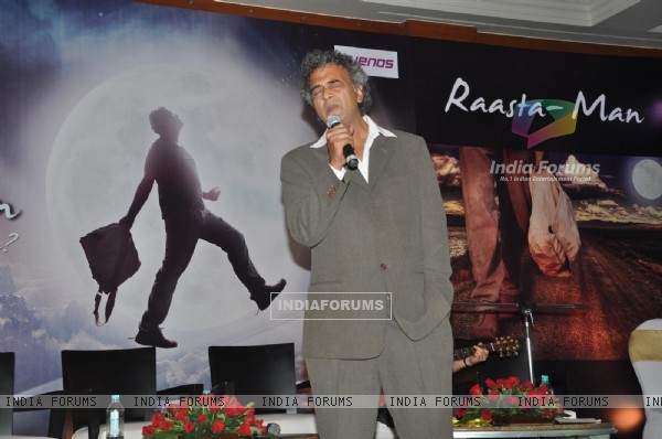 Lucky Ali release new hindi album 'Raasta- Man' at JW Marriot hotel
