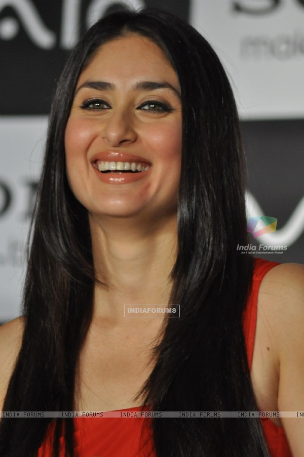 Kareena Kapoor at press conference of Sony India in Hotel Hyatt Regency, Mumbai