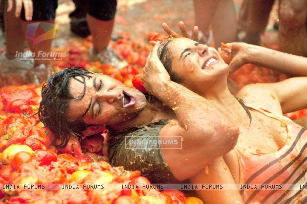 Hrithik and Katrina in the movie Zindagi Na Milegi Dobara (146984)
