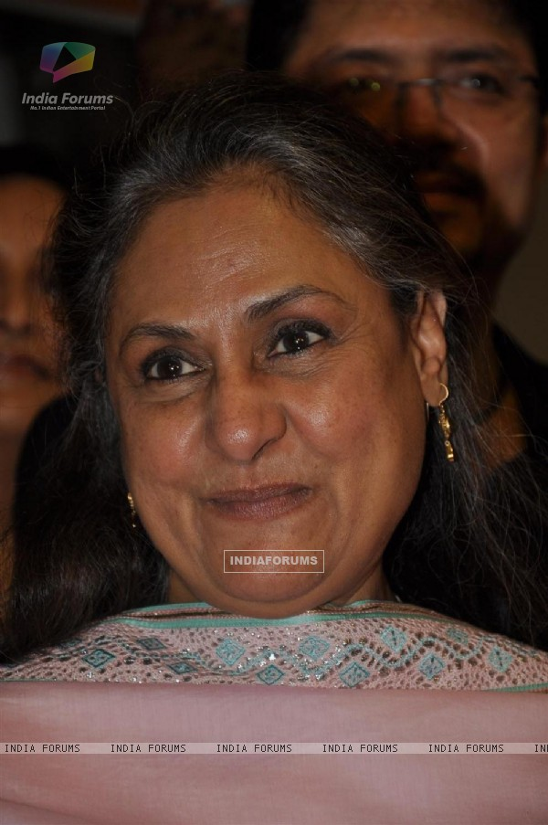 Jaya Bachchan at 'VIBRATIONS THE WELLNESS ZONE' by Vrinda J Mehta
