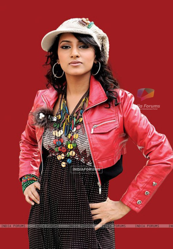 Additi in ZNDK promo shoot