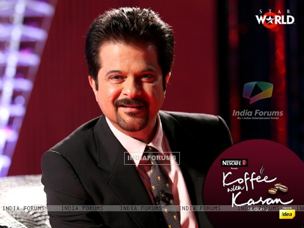 Anil Kapoor on Koffee with Karan Season 3