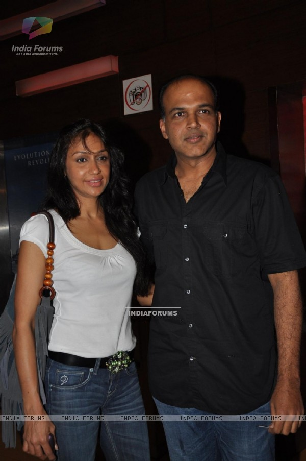 Ashutosh Gowarikar at premiere of movie 'Bubble Gum'