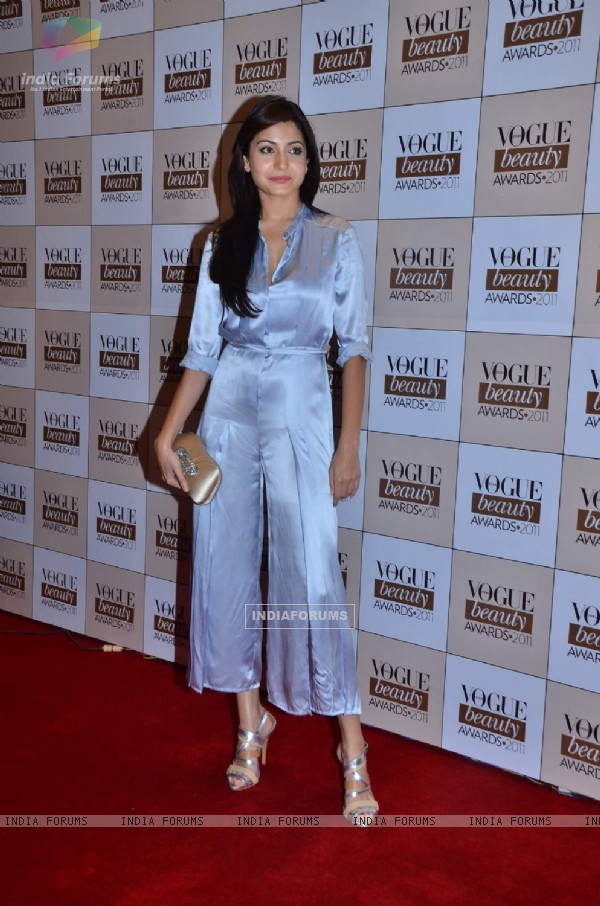 Anushka Sharma at 'Vogue Beauty Awards 2011' at Taj land's End