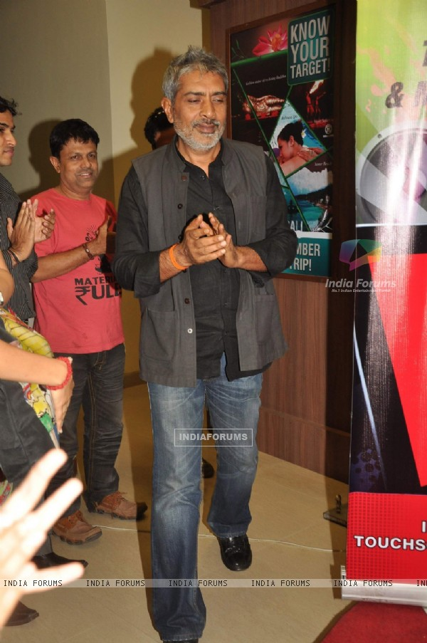 Prakash Jha at Aarakshan promotional event at Big FM
