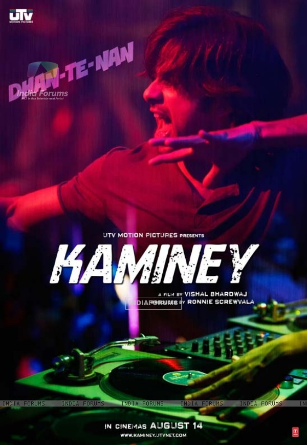 Bollywood Movie Kaminey starring Shahid Kapoor (15337)