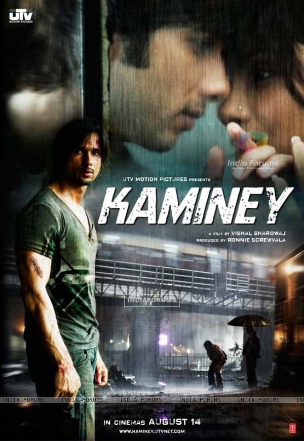 Poster of Kaminey movie (15338)