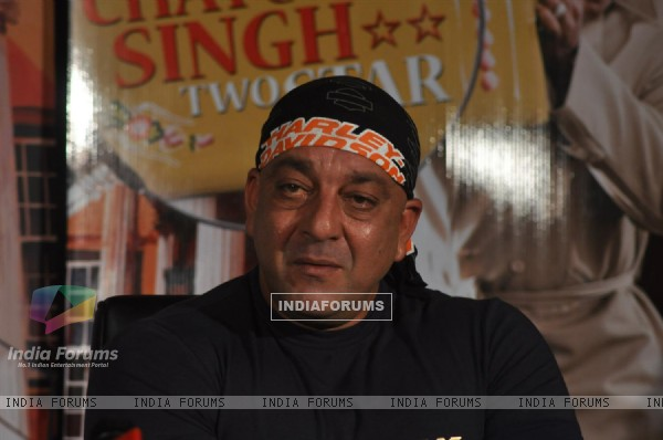 Press Conference of Movie Chatur Singh Two Star at Mehboob Studio (153616)