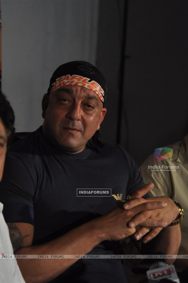 Press Conference of Movie Chatur Singh Two Star at Mehboob Studio (153619)