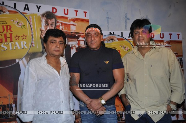 Press Conference of Movie Chatur Singh Two Star at Mehboob Studio (153624)