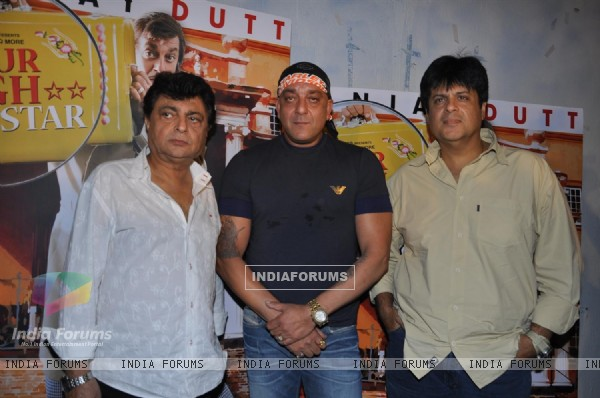 Press Conference of Movie Chatur Singh Two Star at Mehboob Studio (153625)