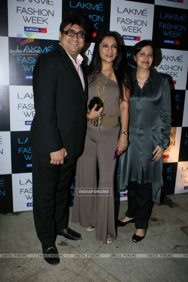 Celebs At Rohit Bal's Post Bash For Lakme