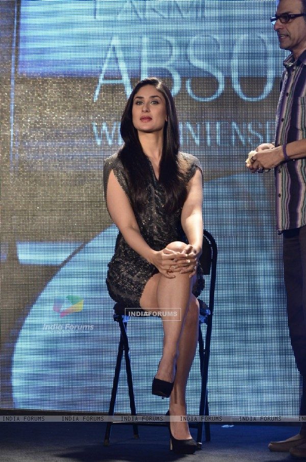Kareena Kapoor at Lakme Absolute press conference