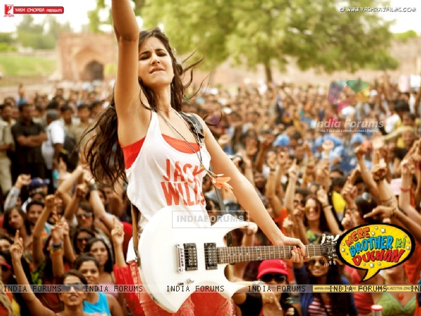 Katrina Kaif in the movie Mere Brother Ki Dulhan (156091)