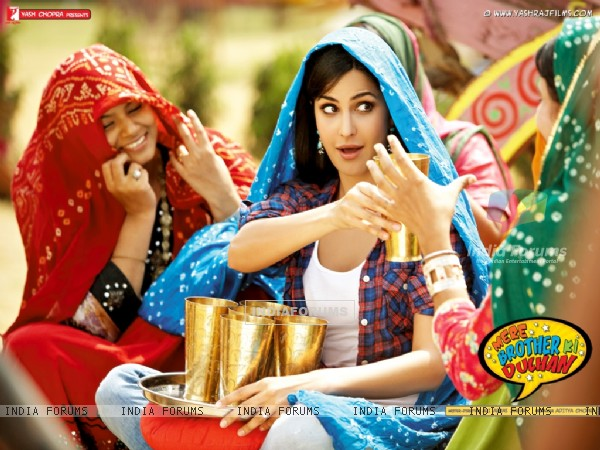 Still scene from Mere Brother Ki Dulhan (156103)