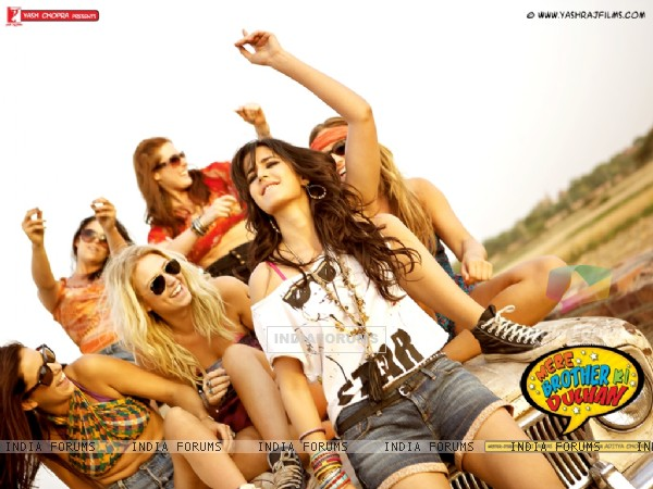 Katrina Kaif in the movie Mere Brother Ki Dulhan (156111)