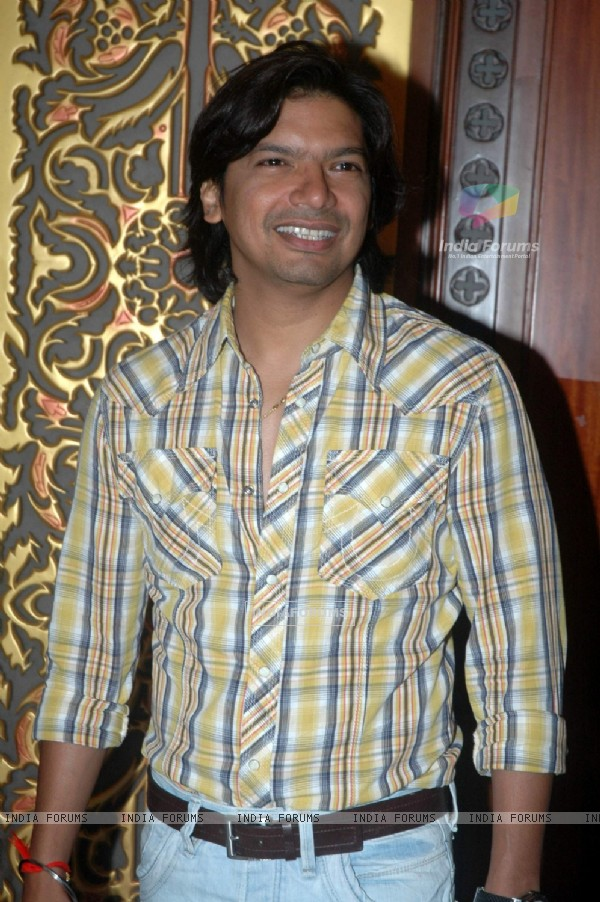 Shaan at 'Say Yes to Love' music launch, Sea Princess. .