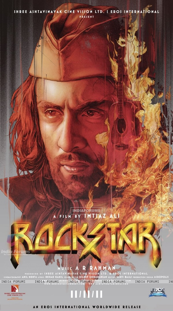 Poster of the movie Rockstar (156703)