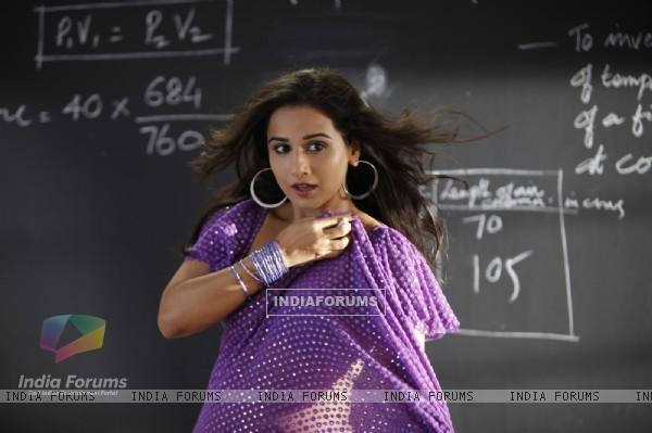 Vidya Balan in the movie The Dirty Picture (156705)