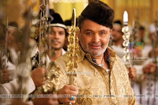 Rishi Kapoor in the movie Agneepath(2012)