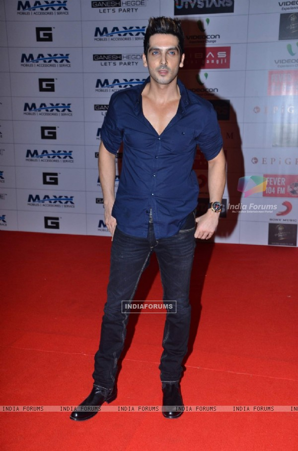 Zayed Khan at Ganesh Hegde album launch at Grand Hyatt