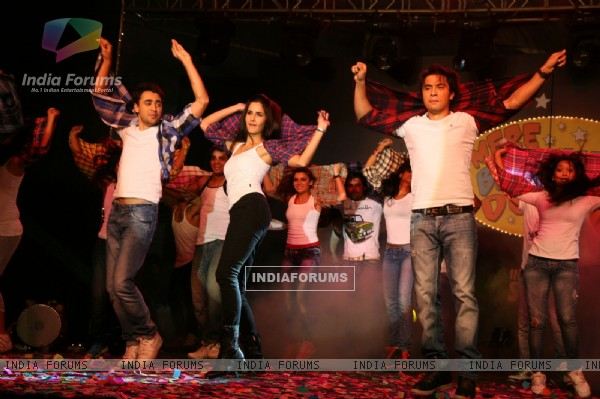 Imran, Katrina and Ali Zafar promote 'Mere Brother Ki Dulhan' at Inorbit Mall (156894)