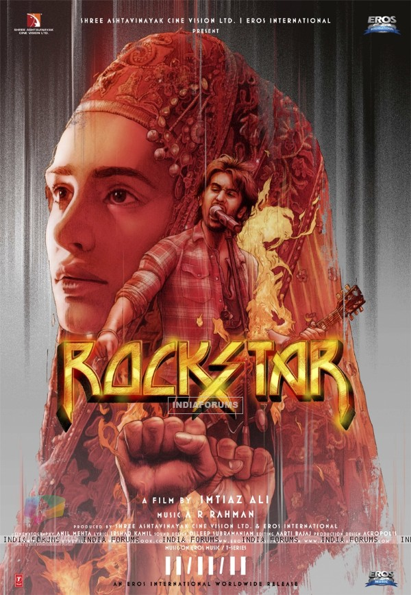 Poster of the movie Rockstar (157251)