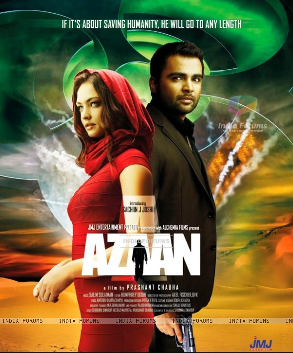 Poster of the movie Aazaan (157626)