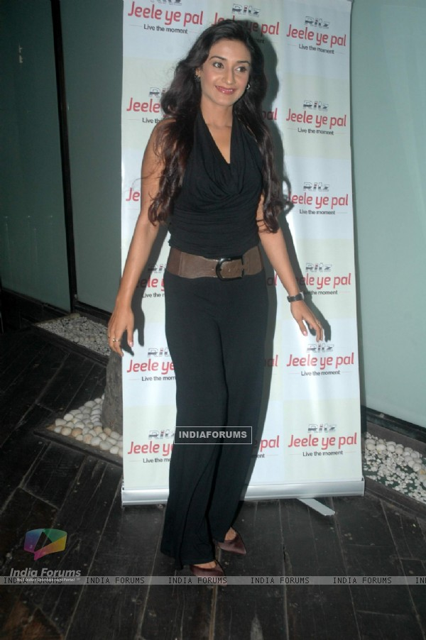 Rati Pandey at Ritz Jee Le Ye Pal press meet, Vie Lounge