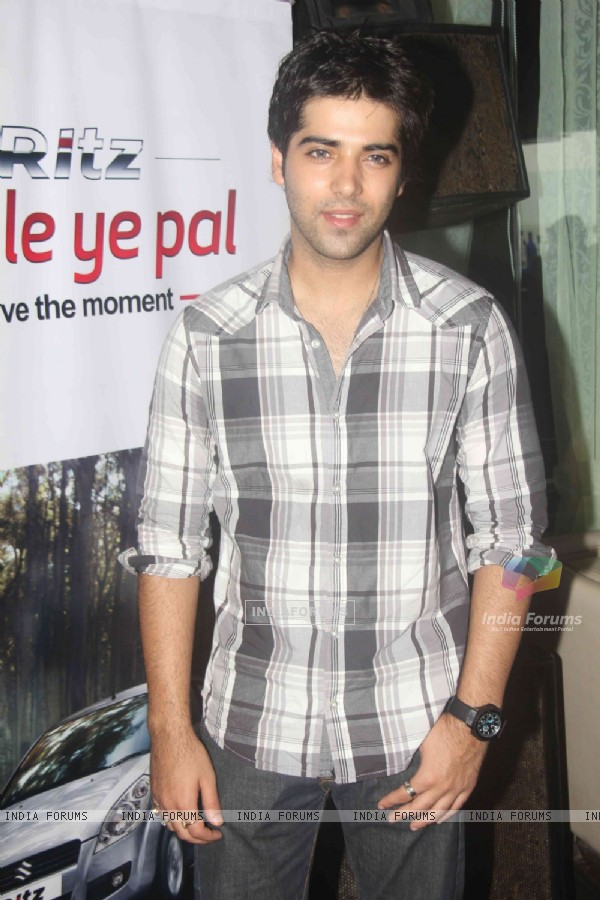 Kinshuk Mahajan at Ritz Jee Le Ye Pal press meet, Vie Lounge
