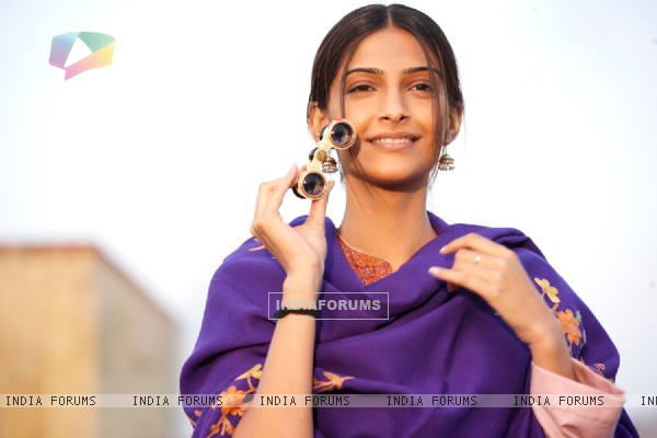Sonam Kapoor as Aayat in movie Mausam (158294)