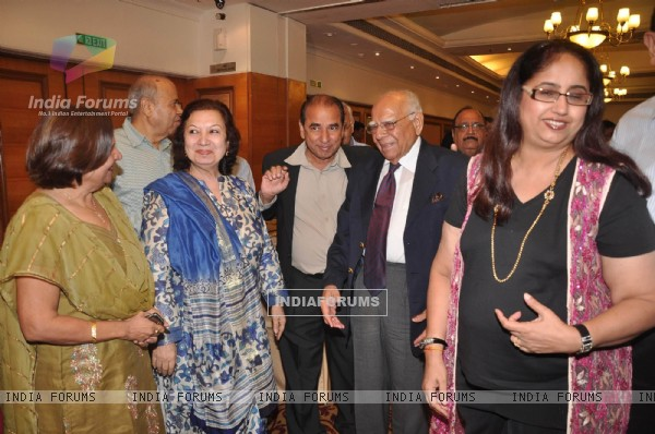 Ram Jethmalani's Birthday Celebration at Ramada