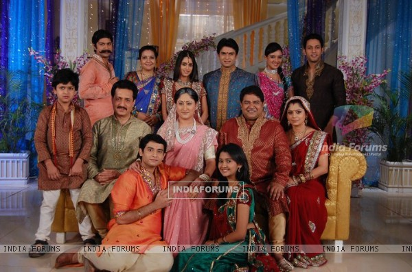 Cast of Sasural Simar Ka