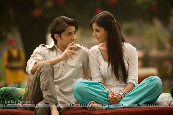 Ali Zafar and Katrina Kaif in the movie Mere Brother Ki Dulhan (158507)