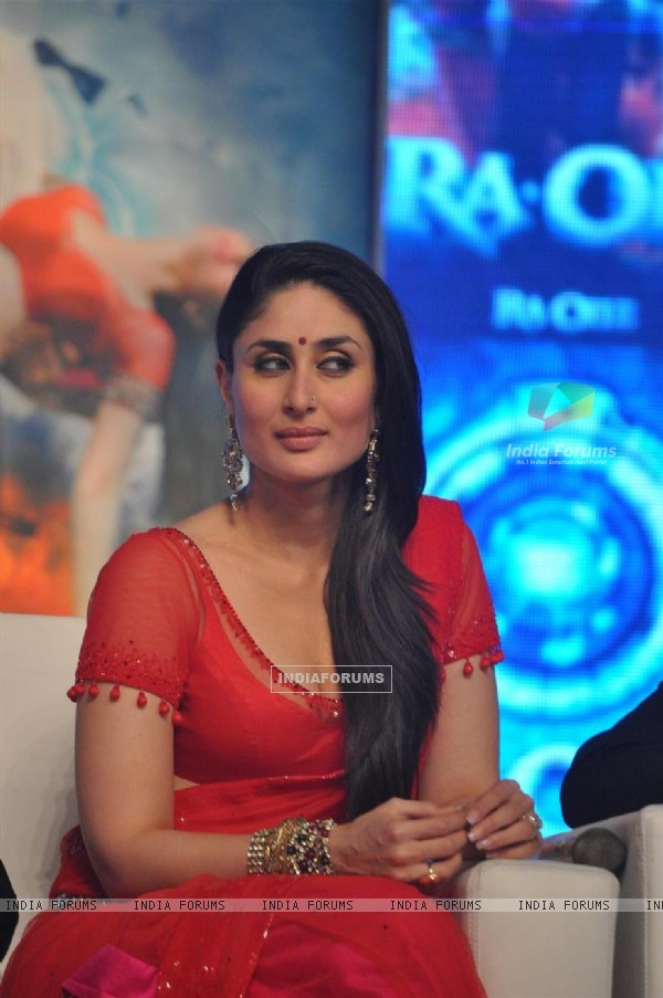 Kareena Kapoor on the Ra.One music launch